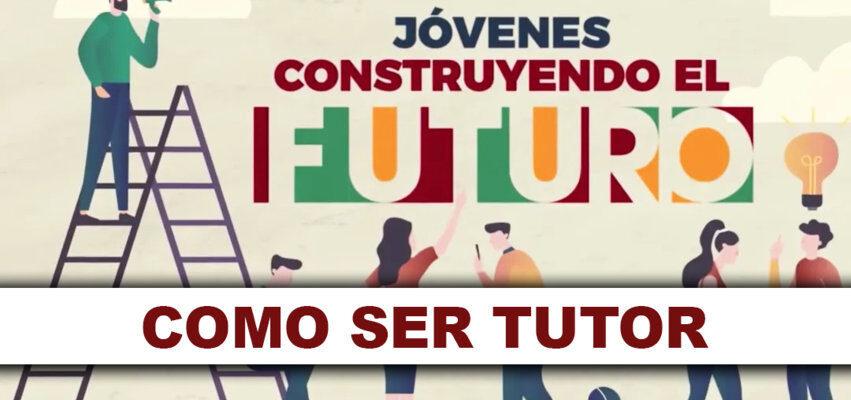 Tutores de Jovenes Construyendo el Futuro
